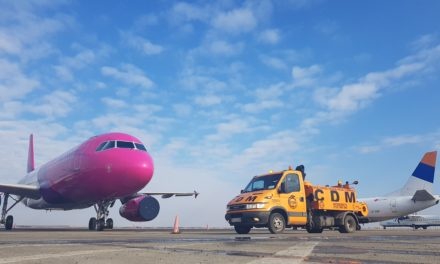 Servicii de Ecologizare pe Aeroportul Timisoara