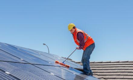 Curătare Panouri Fotovoltaice