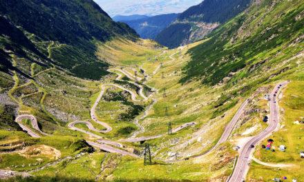 4 trasee rutiere din Romania pe care sa le parcurgi macar o data
