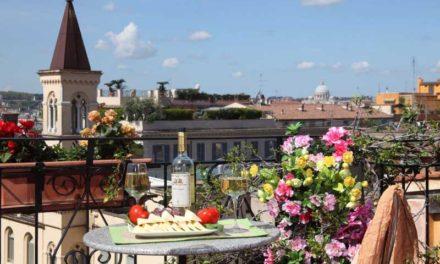 5 hoteluri deosebite din Roma care te vor cuceri cu farmecul lor